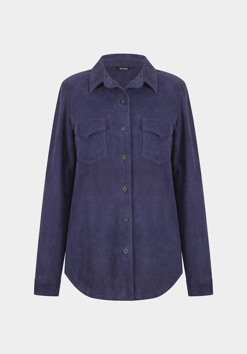 monica-chemise-veste-daim-velours-legere-classe-elegante