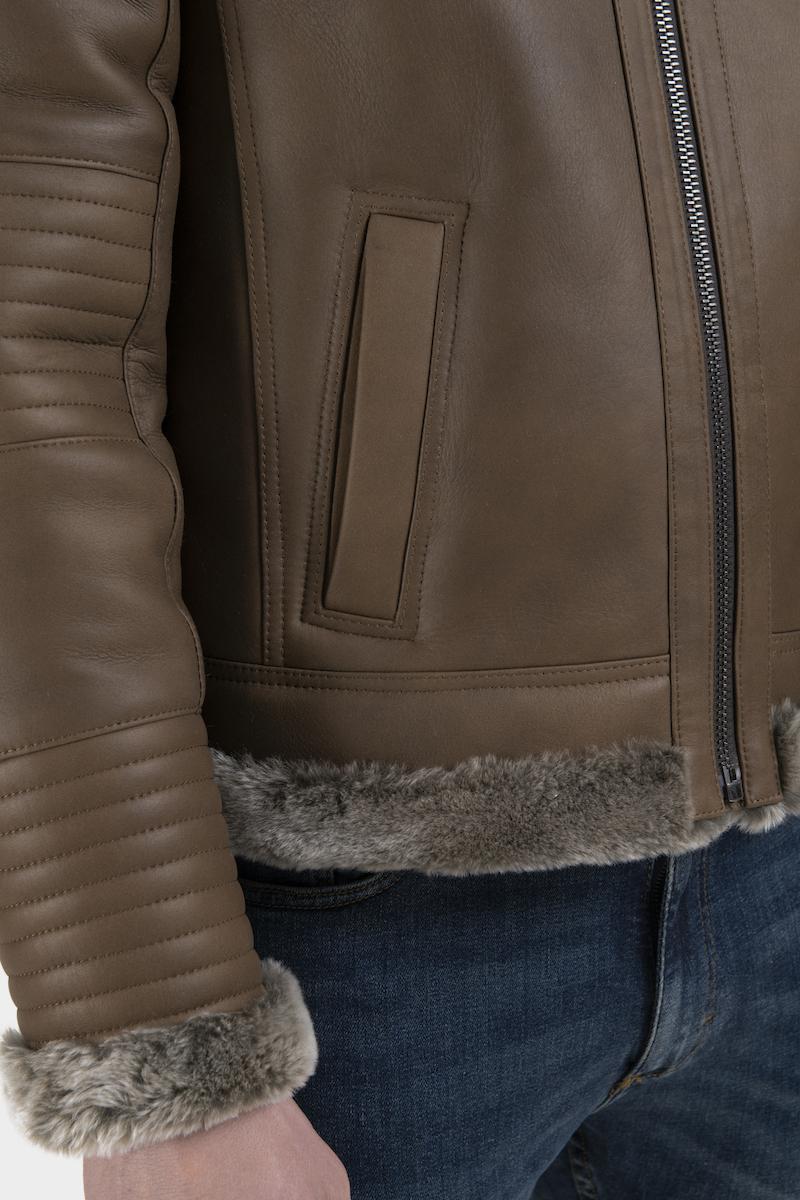 Leo-blouson-veste-agneau-retourne-merinos-detail