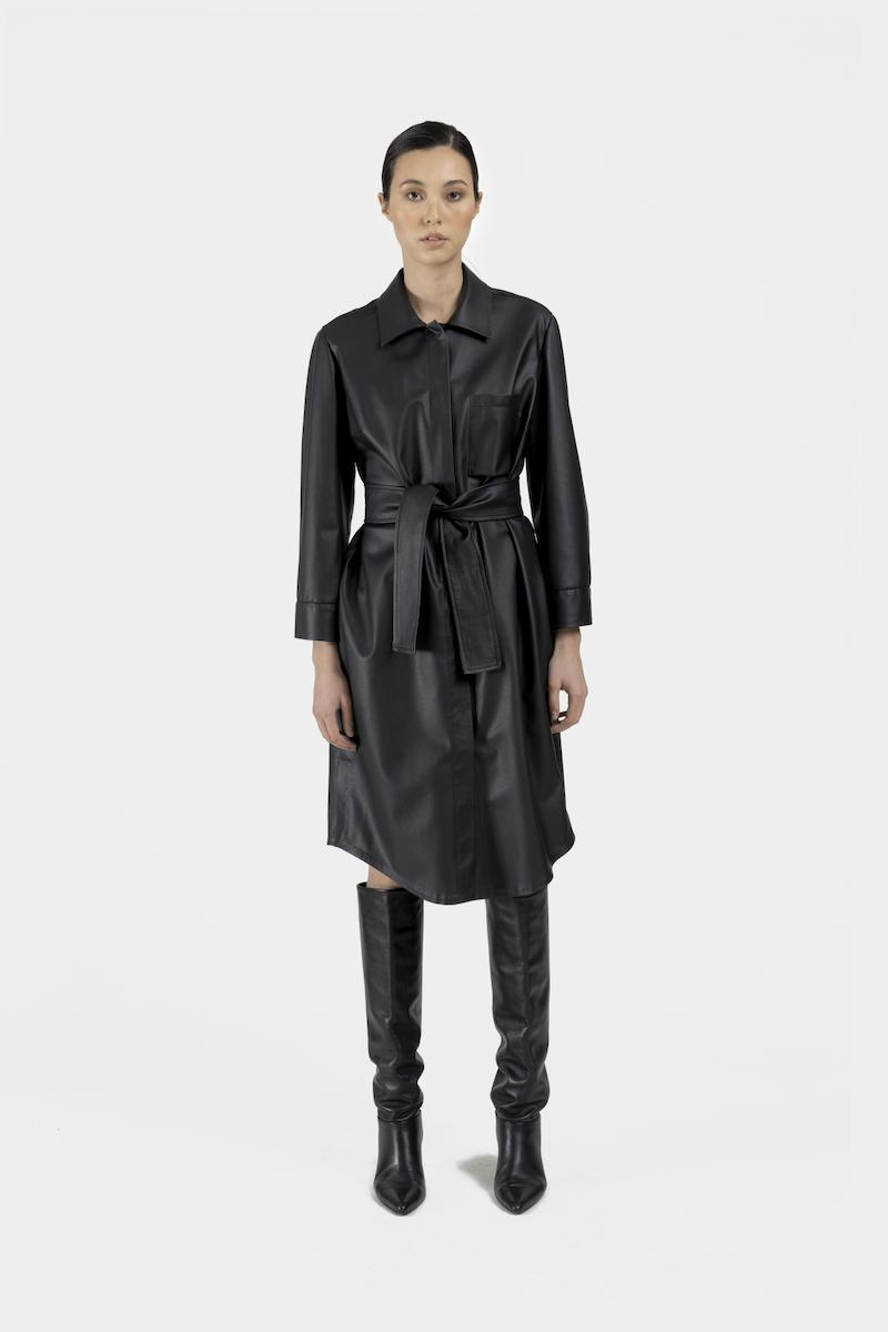 Venus-robe-cuir-vegan-dev