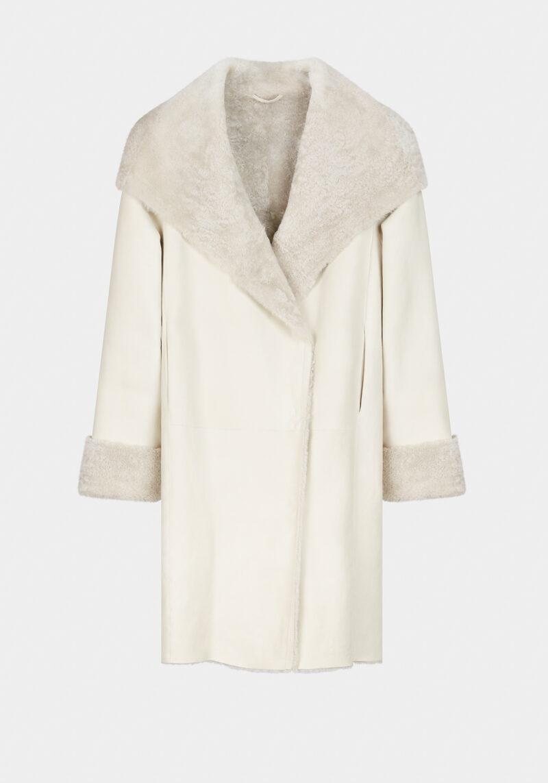 ariana-manteau-chaud-confortable-capuchon-agneau-retourne-peau-lainee-blanc