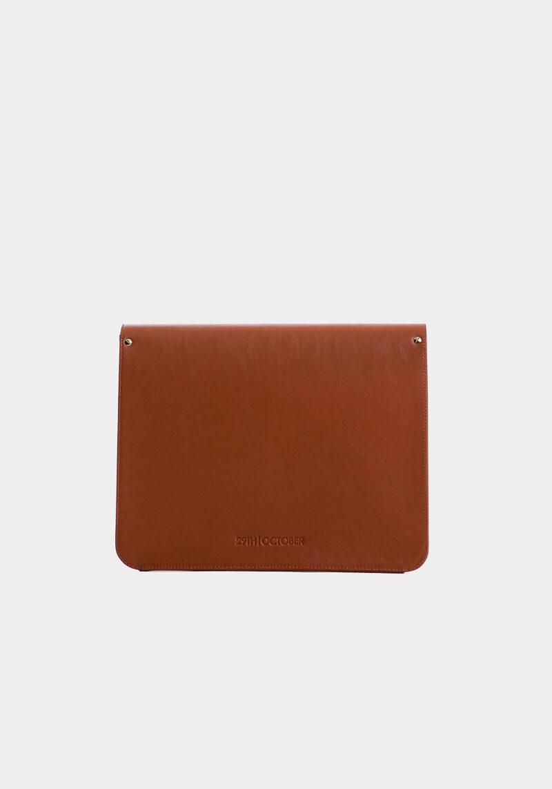 athena-sac-a-main-pochette-cuir-veau-italien-pleine-fleur-orange-dos