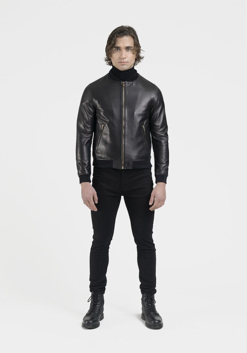 Hugo-blouson-veste-cuir-agneau-noir-dev
