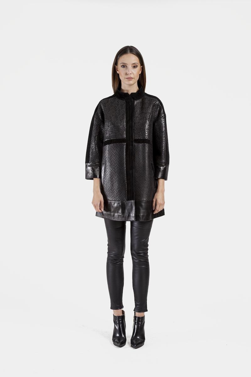 Nora-veste-exclusive-daim-cuir-agneau-perfore-dev