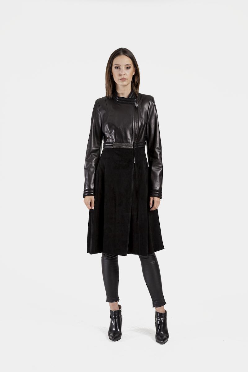 Sephora-longue-veste-matrix-daim-cuir-agneau-dev
