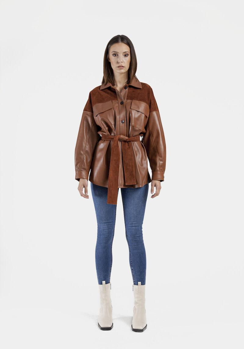 Valia-chemise-veste-oversize-daim-cuir-agneau-dev