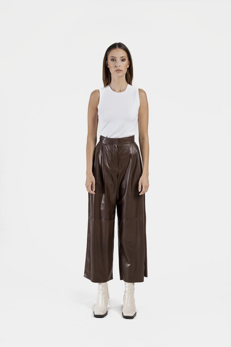 Venezia-pantalon-large-taille-haute-cuir-agneau-dev