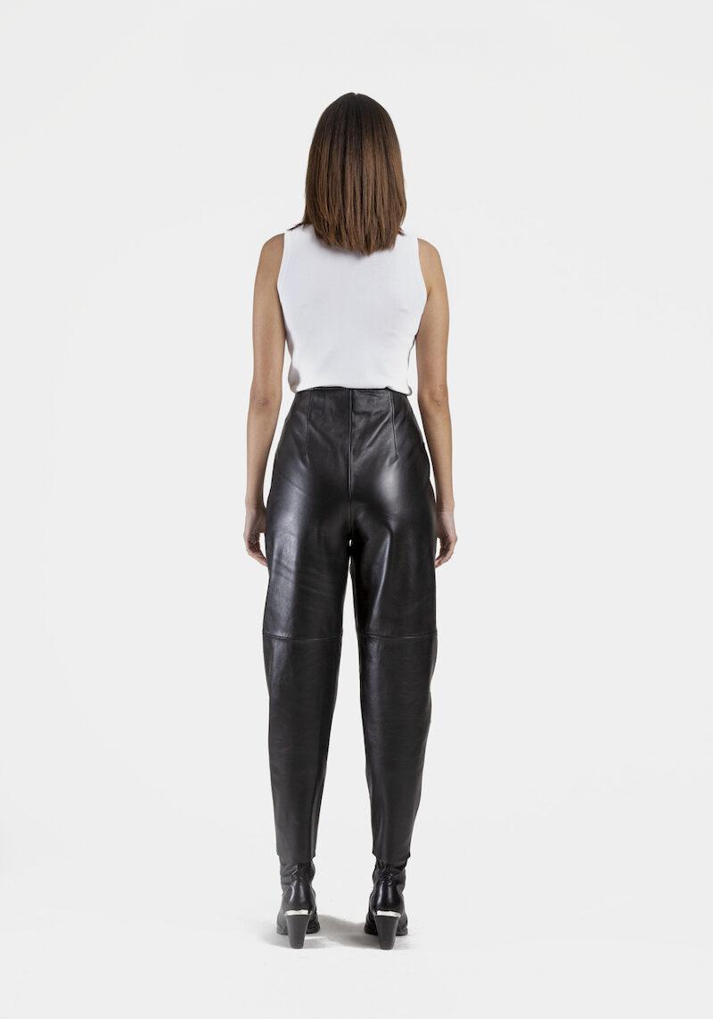 Verona-pantalon-taille-haute-cuir-agneau-dos