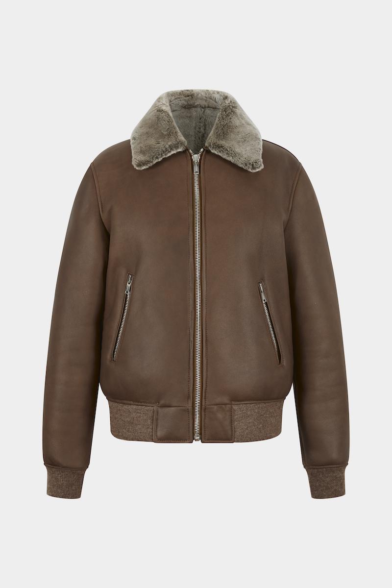 legato-blouson-veste-chaude-confort-elegante-agneau-retourne-peau-lainee