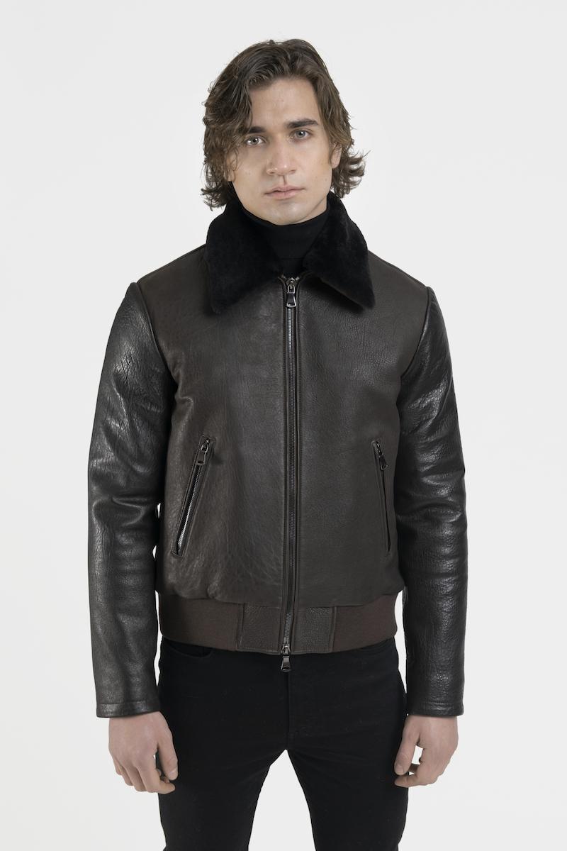 legato-blouson-veste-cuir-agneau-cote