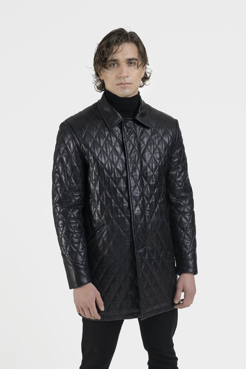 lino-manteau-veste-capitonne-cuir-agneau-cote