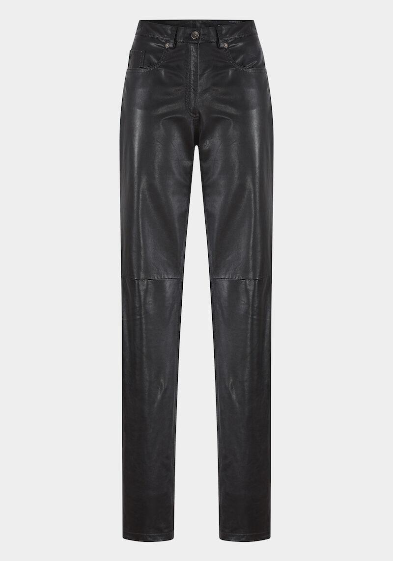 sting-pantalon-cuir-agneau-coupe-jeans