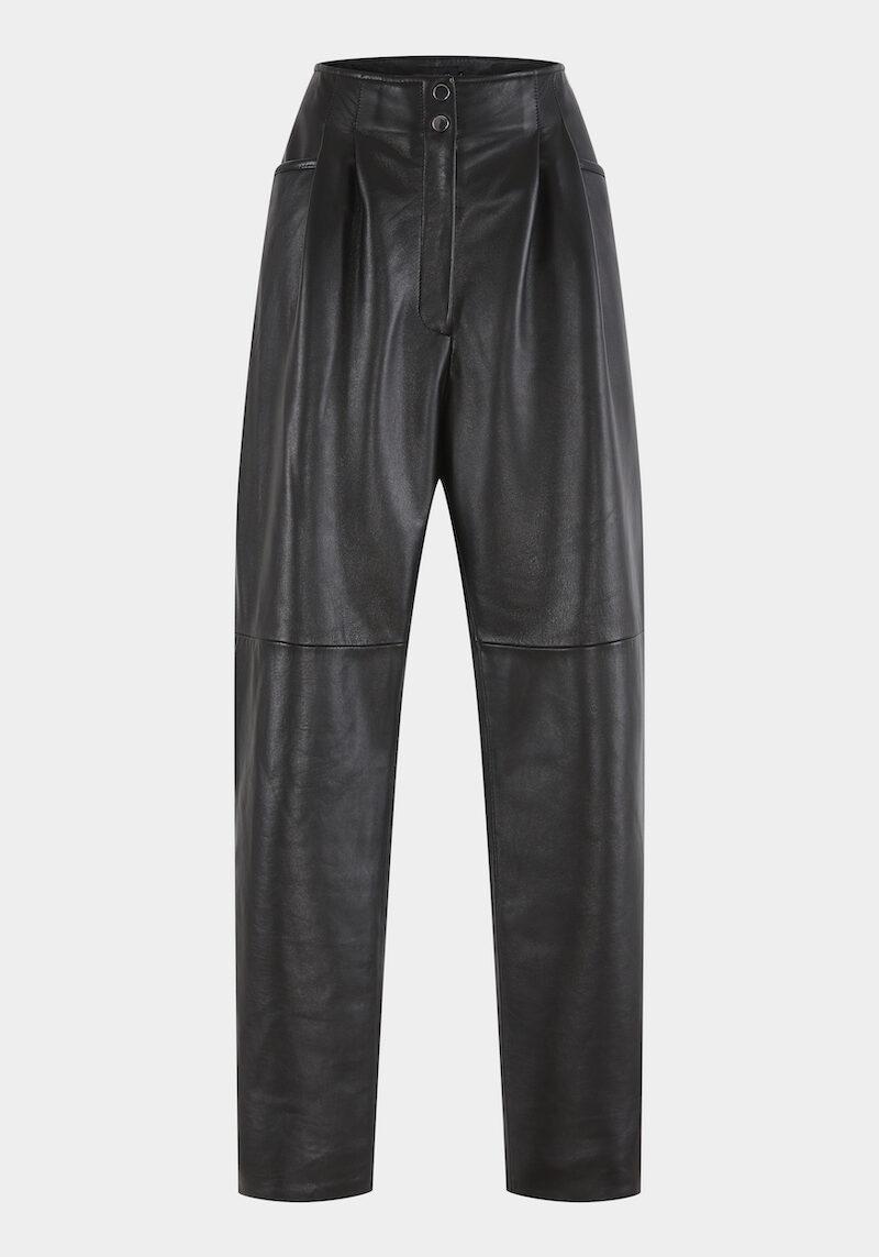 verona-pantalon-taille-haute-coupe-fuseau-cuir-agneau