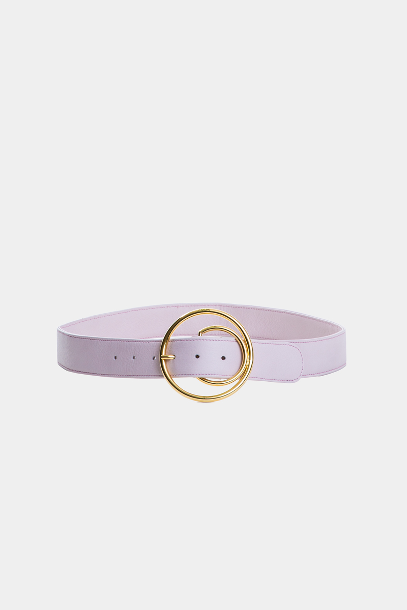 cybele-ceinture-boucle-ronde-gold-cuir-rose-veau-pleine-fleur-face