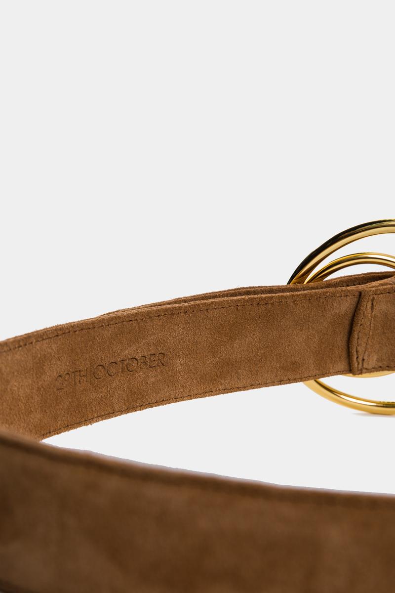 cybele-ceinture-brun-boucle-ronde-gold-cuir-daim-veau-pleine-fleur-interieur