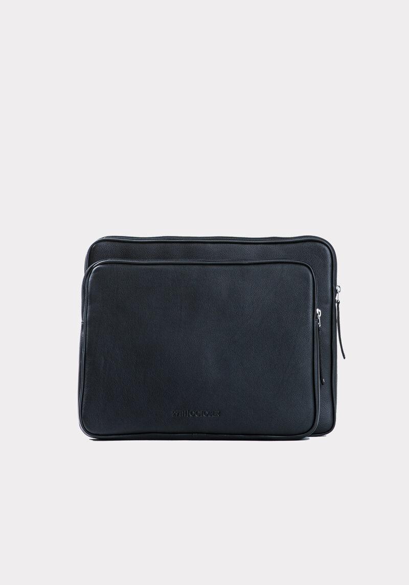 housse-pochette-ordinateur-cuir-veritable-luxe-noir-dos