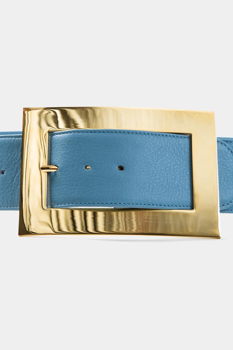 iris-ceinture-boucle-carree-gold-cuir-bleu-veau-pleine-fleur-detail