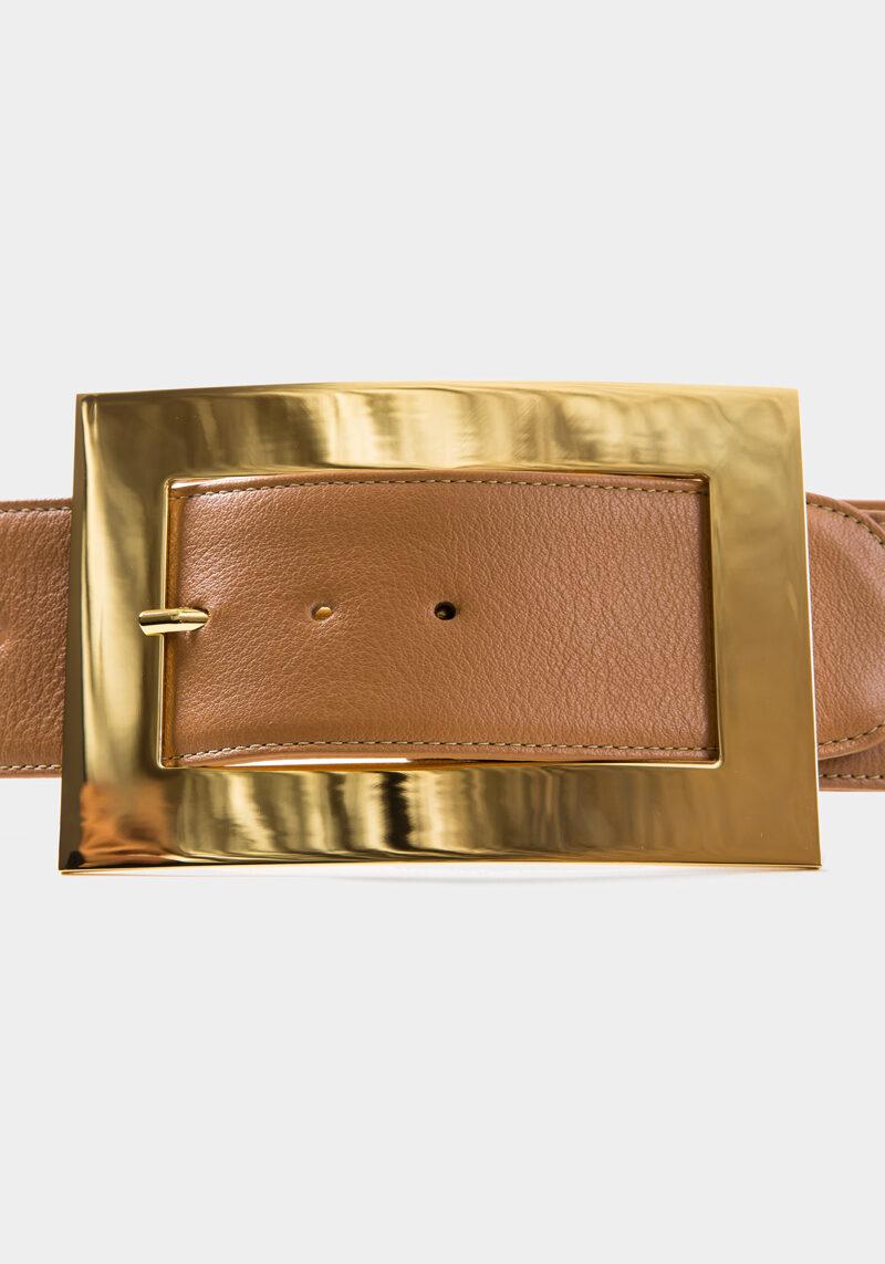 iris-ceinture-boucle-rectangulaire-gold-cuir-brun-veau-pleine-fleur-detail