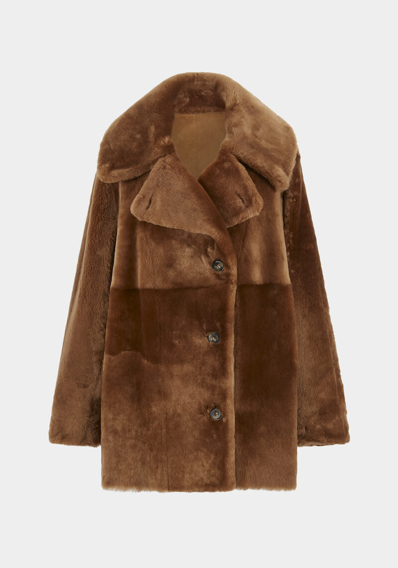amaro-veste-chaude-confortable-reversible-grand-col-agneau-retourne-peau-lainee-1