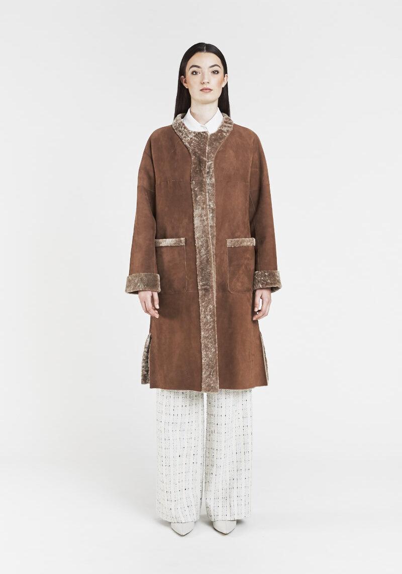 angie-manteau-chaud-confortable-agneau-retourne-peau-lainee