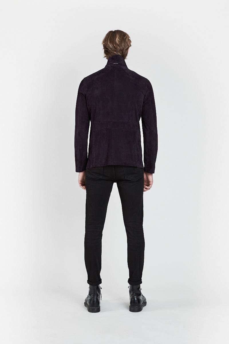 fabiano-veste-blazer-elegant-confort-daim-chevre-velours-bleu-violet-dos